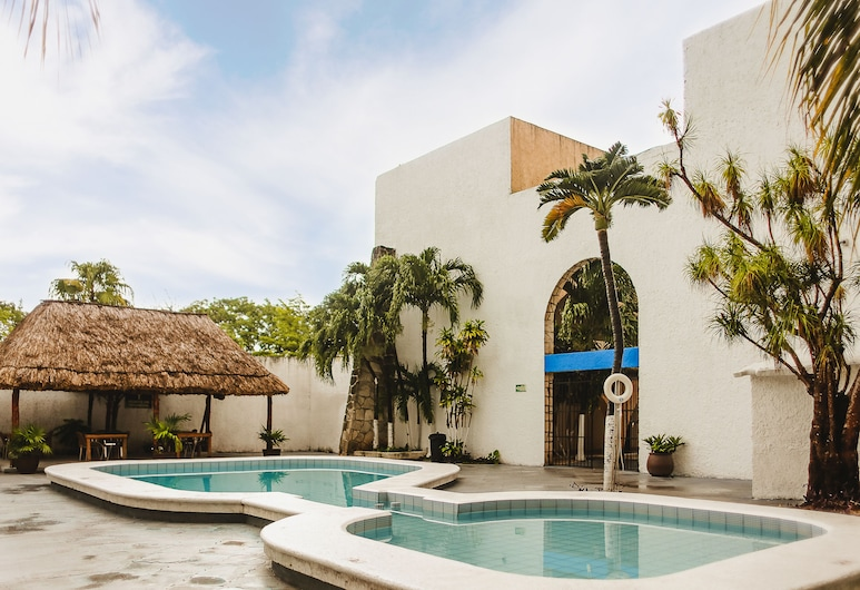 Hotel Parador, Cancún, Bazén