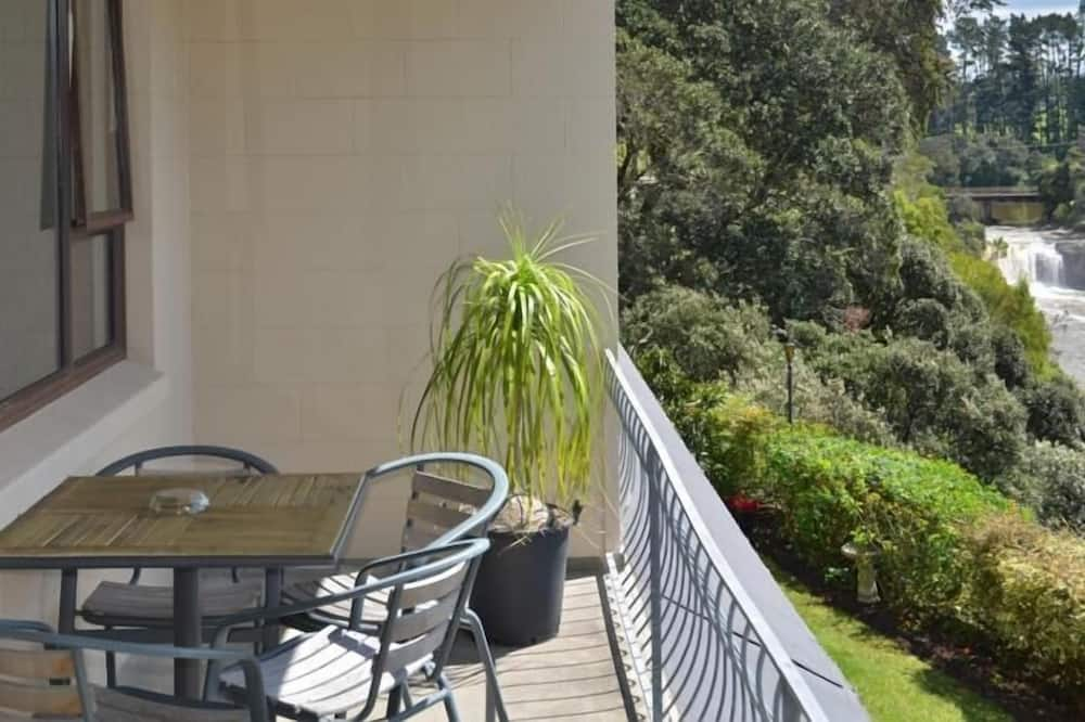 Apartment, 2Schlafzimmer, Flussblick - Balkon