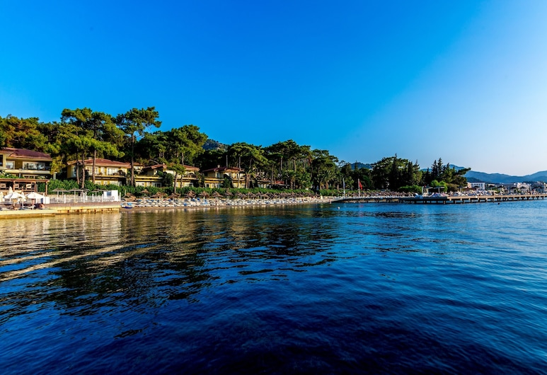 Grand Yazici Club Turban, Marmaris, Plage