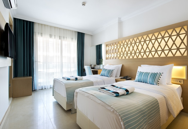 JDW Design Hotel, Marmaris, Family Süit, Oda Manzarası