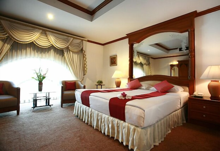 Chiangmai Ratanakosin Hotel, צ'יאנג מאי, חדר אורחים