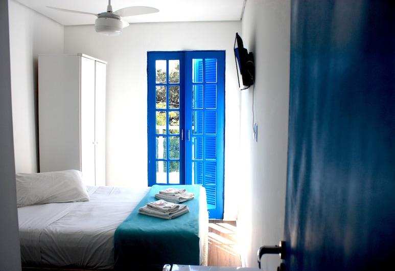 Viva Club Suites, São Paulo, Dvojlôžková izba, Hosťovská izba