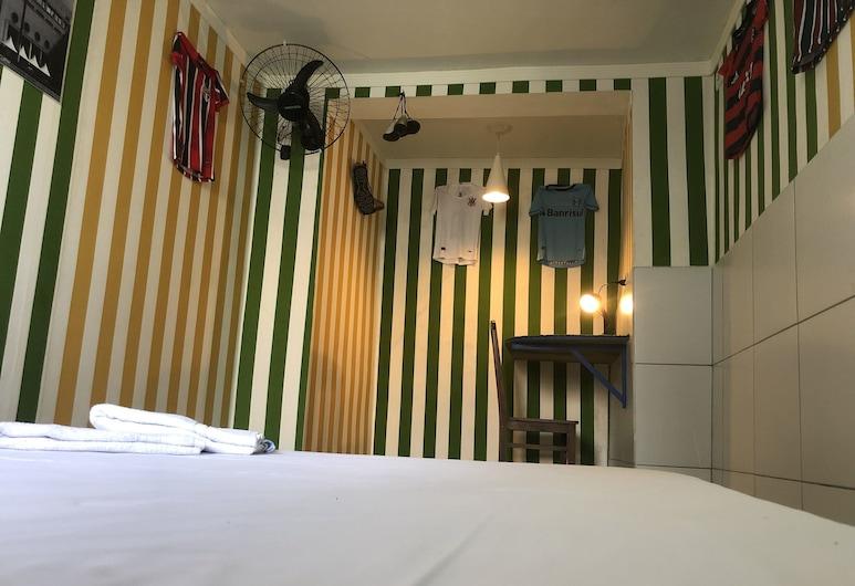 Sampa Hostel, Sao Paulo, Suite Klasik, 1 Tempat Tidur Double, Kamar Tamu