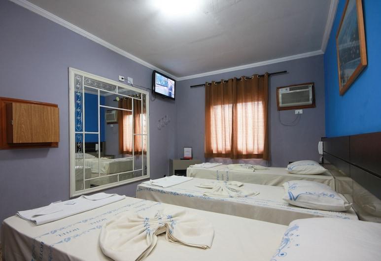 Hotel Village, San Paulas, Svečių kambarys