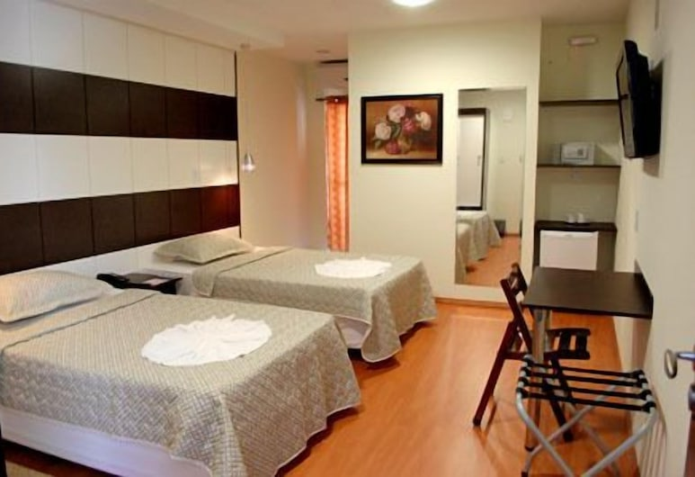 Hotel do Largo, Manaus, Dvojlôžková izba typu Superior s oddelenými lôžkami, Hosťovská izba
