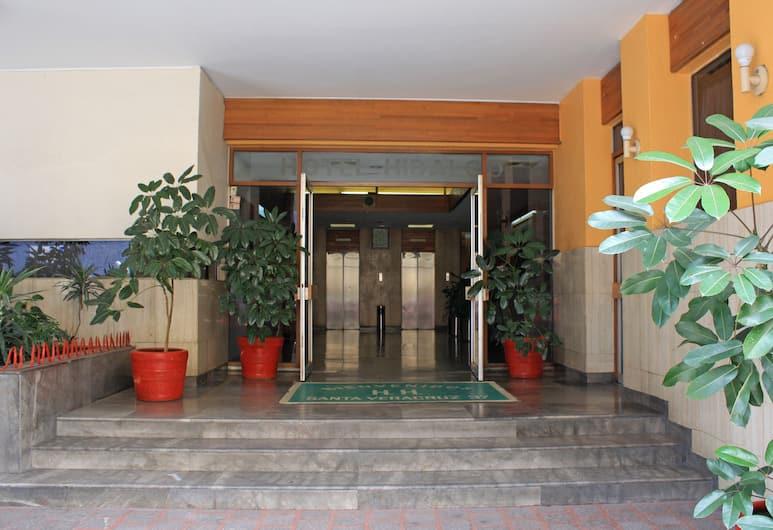 Hotel Hidalgo, Mexico City, Hotel Entrance