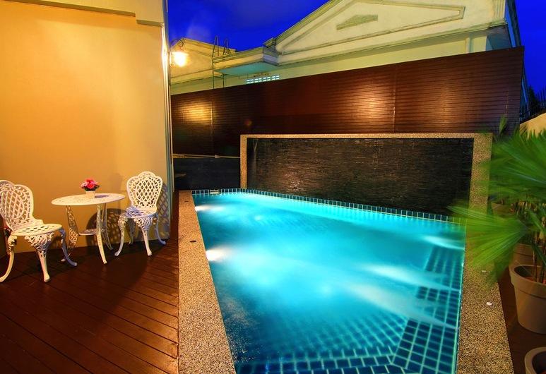 Cool Residence, Phuket, Außenpool