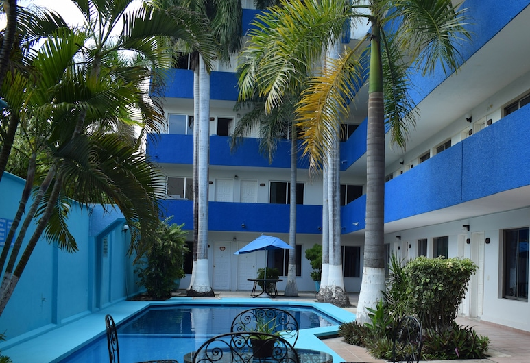 Hotel Principe, Četumalis, Baseinas vaikams