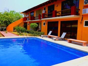 Fotografia do Hotel J.B. em Zihuatanejo