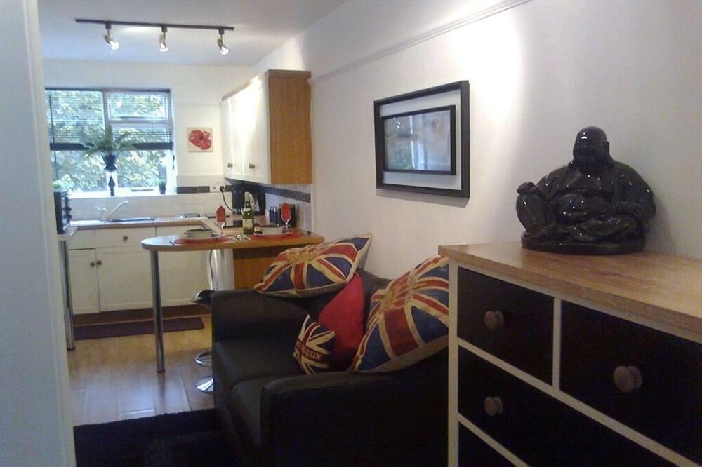 Apart Daire, Özel Banyo (Loft Apartment ) - Oturma Odası