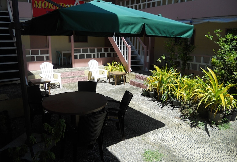 Boracay Morning Beach Resort, Boracay Island, Garden