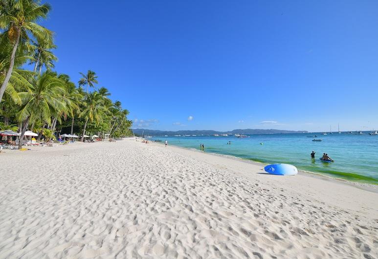 Hey! Jude South Beach, Boracay Island, Strand