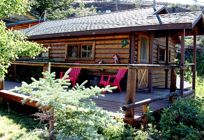 Creekside Lodge at Yellowstone, Wapiti, Dvojlôžková izba typu Deluxe, Hosťovská izba