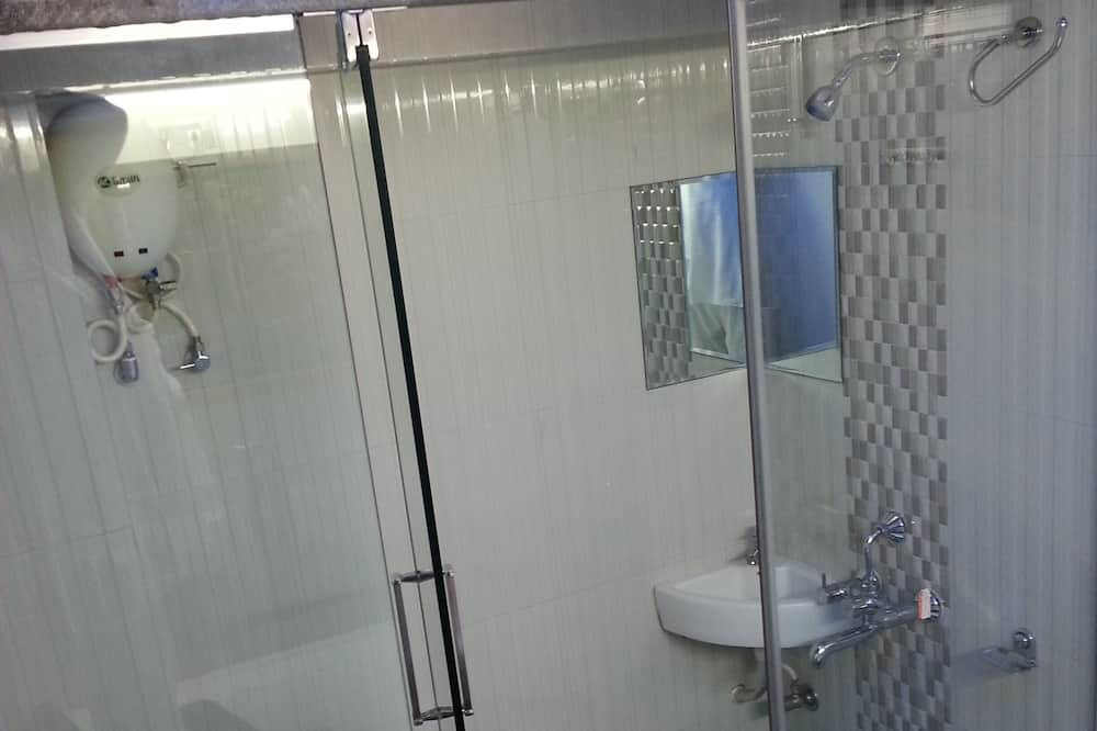 Habitación individual Deluxe, 1 cama individual - Baño