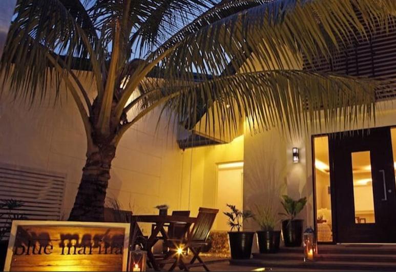 ブルー マリーナ, Boracay Island, ホテルのフロント - 夕方 / 夜間