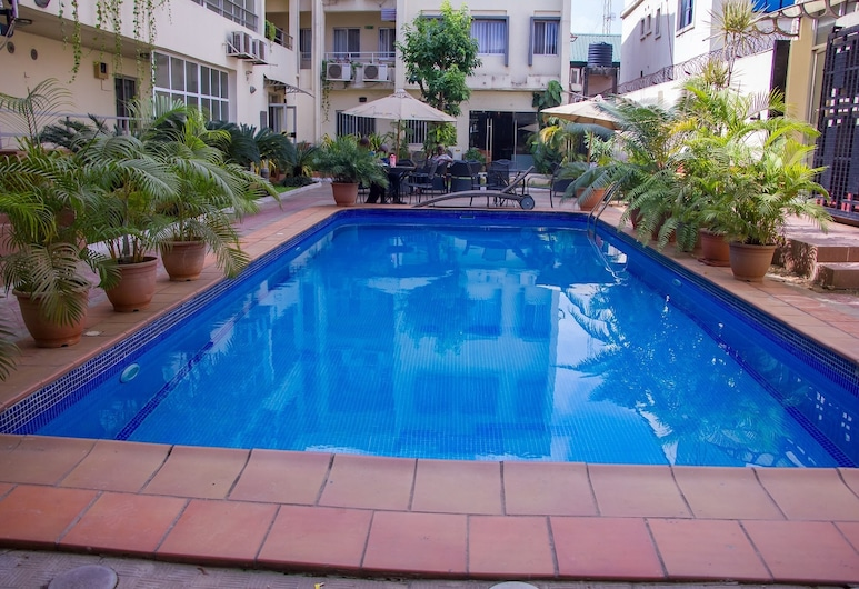 Nne-eka Residence and Spa, Lagos, Exterior