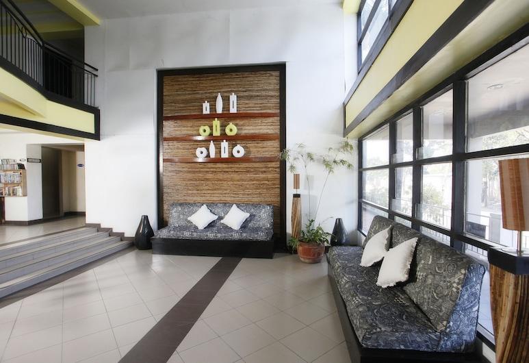 SDR Mactan Serviced Apartments, Lapulapu, Poilsio zona vestibiulyje