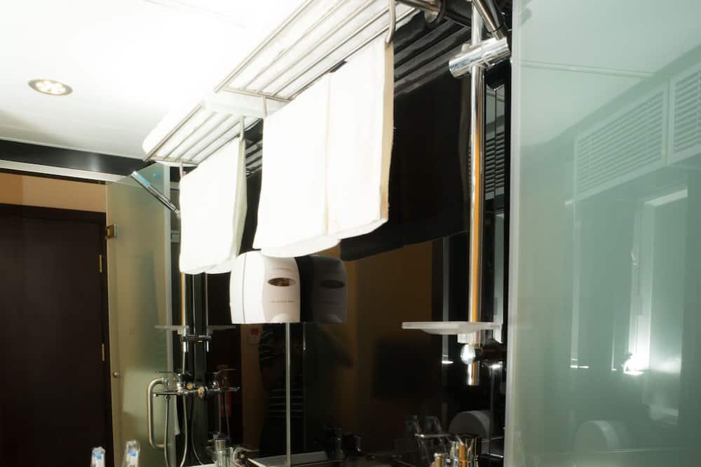 Quarto Individual Standard - Casa de banho