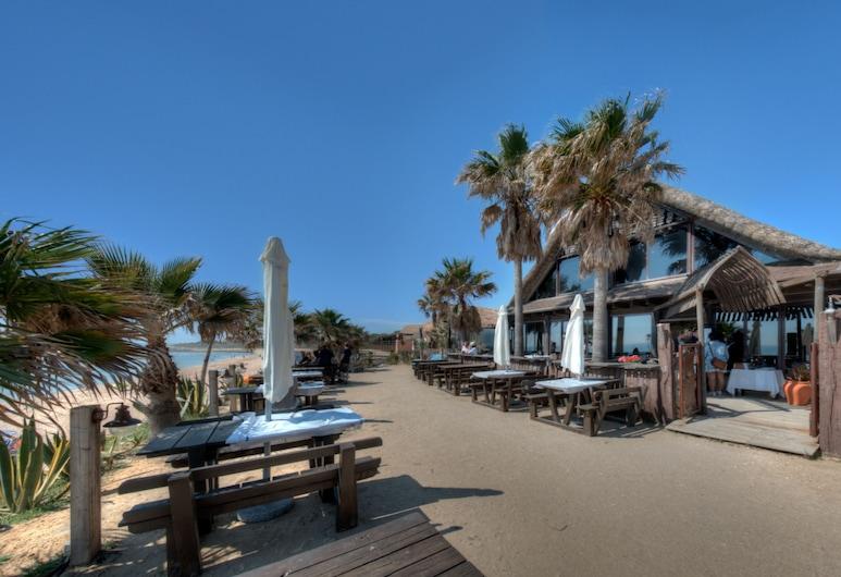 Habitaciones Sajorami Beach, Barbate, บริเวณโรงแรม