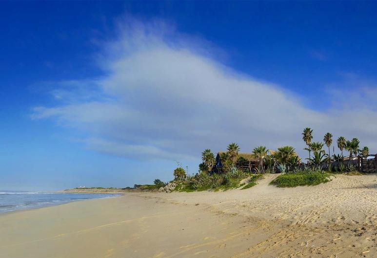 Habitaciones Sajorami Beach, Barbate, Strand