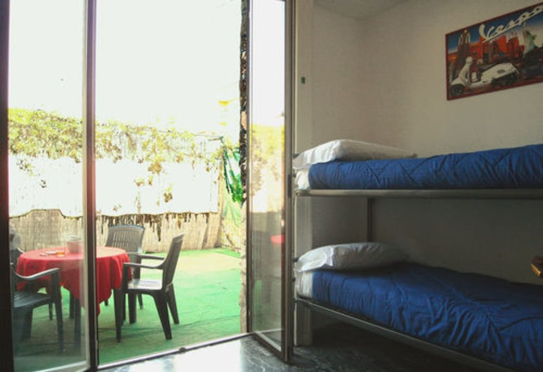 Ostello California - Hostel, Μιλάνο, Shared Dormitory, Mixed Dorm (12 letti), Δωμάτιο επισκεπτών