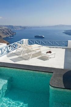 Foto del Gorgona Villas en Santorini