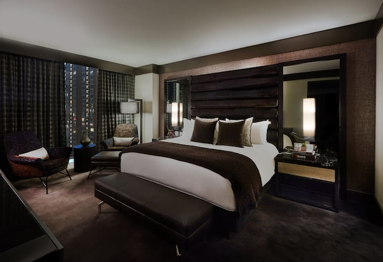 Loews Chicago Hotel, Chicago, Svíta (Chicago Suite), Herbergi