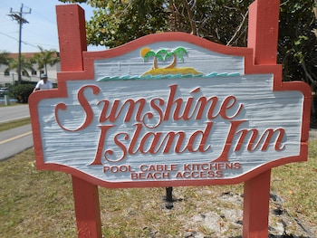 A(z) Sunshine Island Inn hotel fényképe itt: Sanibel