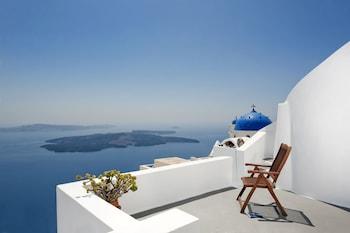 Picture of Krokos Villas in Santorini