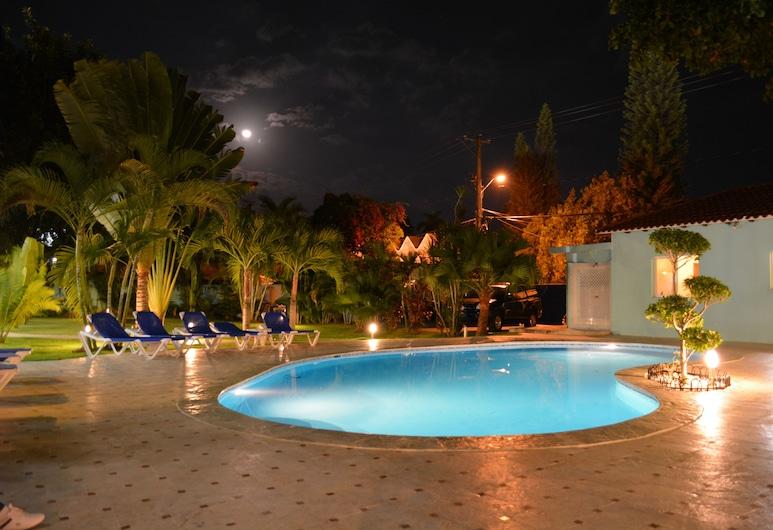 New Garden Hotel, Sosua, Vonkajší bazén