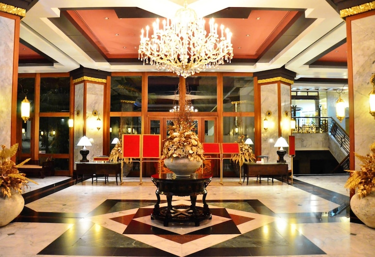 Napalai Hotel, Udonthanis, Vestibiulis