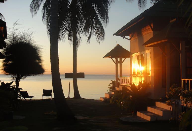Seetanu Bungalows, Ko Pha-ngan, Priviledge Bungalow Beachfront, Hosťovská izba
