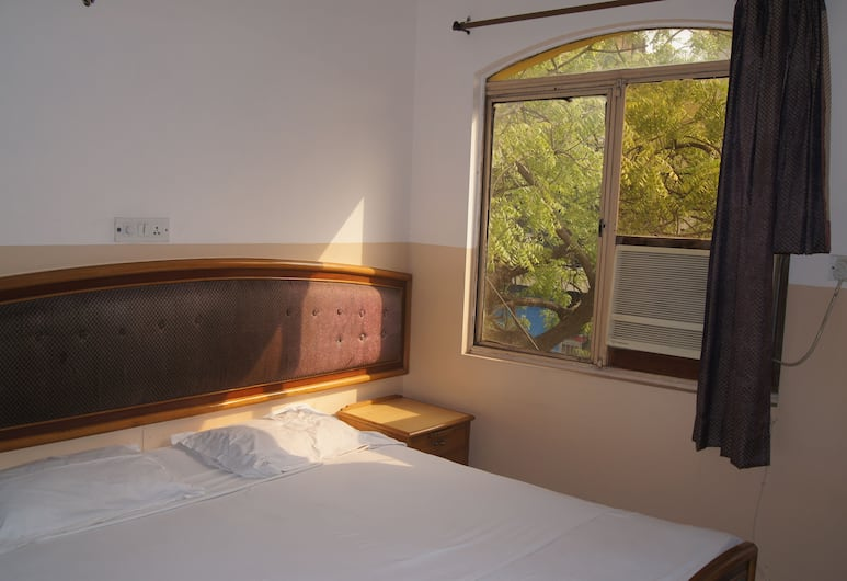 Westend Holiday Home, New Delhi, Basic jednokrevetna soba, Soba za goste