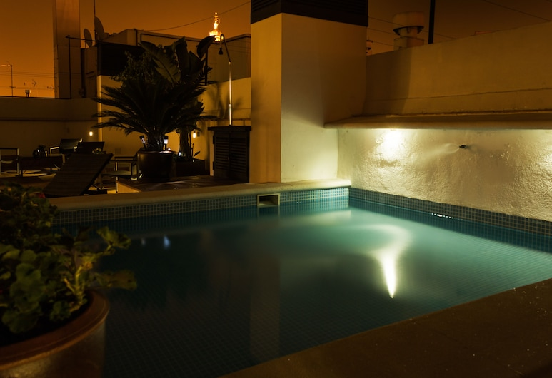 Aguilas5 SevillaSuites, セビリア, サンデッキ