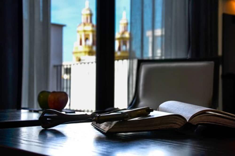 豪華頂層客房, 1 間臥室 - 客房景觀