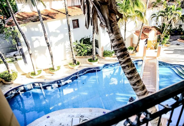 The MT Hotel, Punta Kana, Baseinas