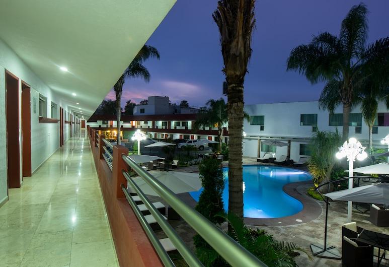Hotel Estancia, Zapopan, Hành lang
