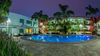 Nuotrauka: Hotel Estancia, Zapopan