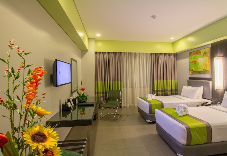 Bayfront Hotel Cebu, Cebu, Pagerinto tipo kambarys, Svečių kambarys