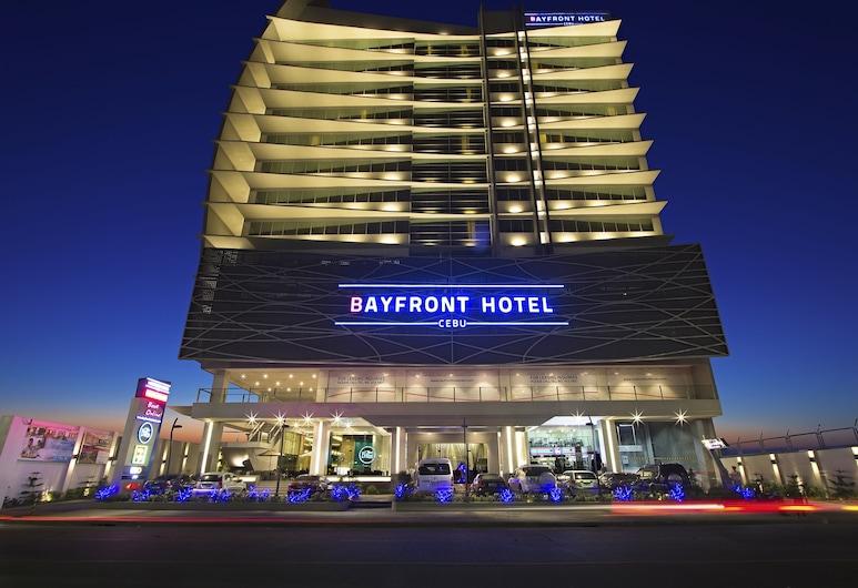 Bayfront Hotel Cebu, Cebu, Hotelfassade