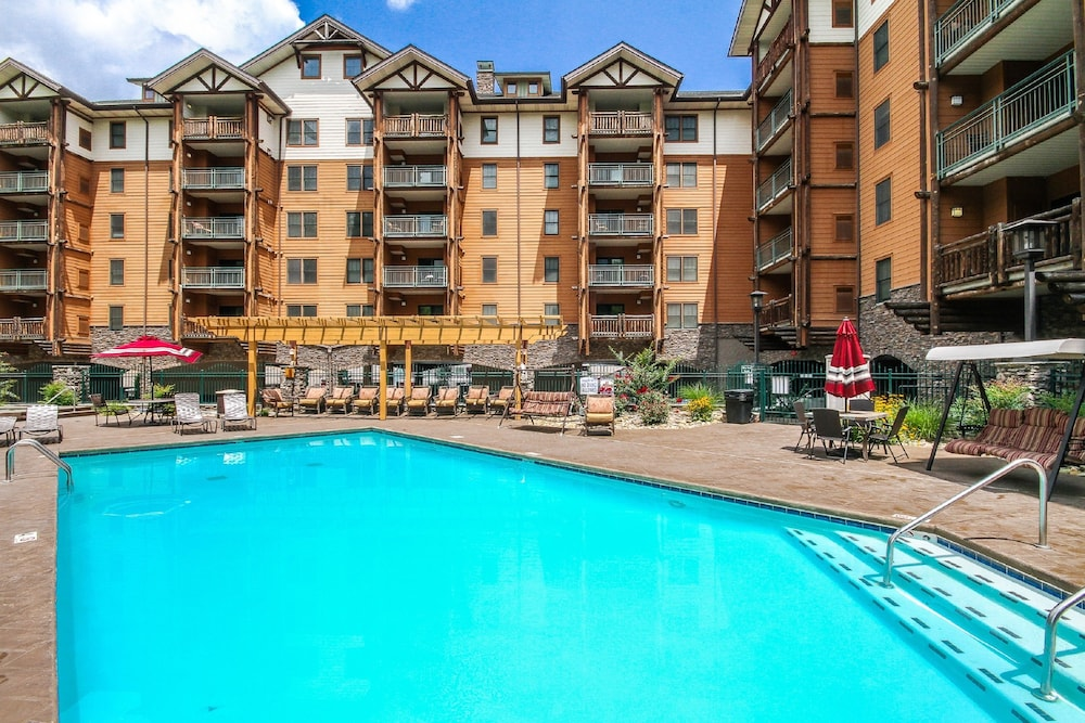Baskins Creek Condos By Wyndham Vacation Als Gatlinburg