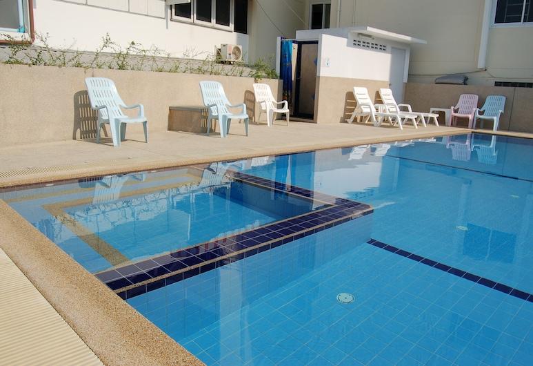 曼莎之家酒店, Hua Hin, 泳池