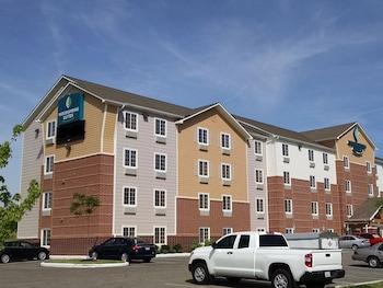 克里夫蘭克利夫蘭機場伍德斯普林套房酒店的圖片
