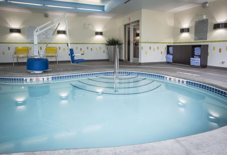 Fairfield Inn & Suites by Marriott Waterloo Cedar Falls, Waterloo, Living Room