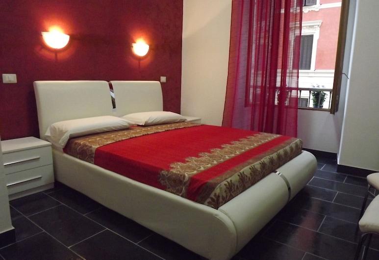 Gio' Suites, Roma, Pagerinto tipo dvivietis kambarys, sūkurinė vonia, Svečių kambarys