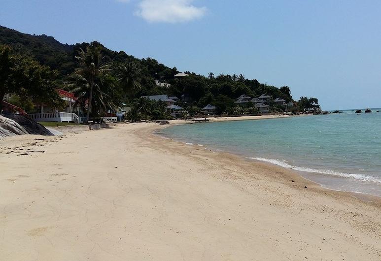 Jamaica Inn Bungalow, Ko Pha-ngan, Paplūdimys