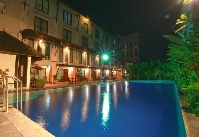 The Grand Santhi Hotel, Denpasar