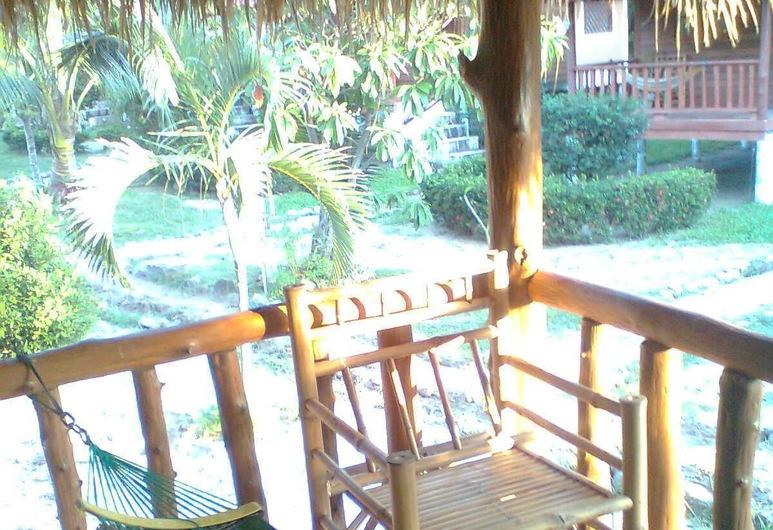 Sea Salad Resort, Ko Pha-ngan, Balkonas