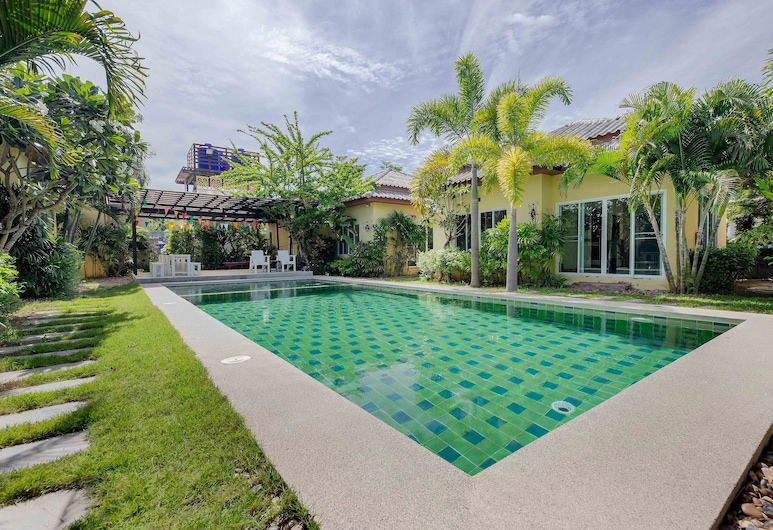 OYO 268 Paradee Resort Hua-hin, Hua Hin, Outdoor Pool