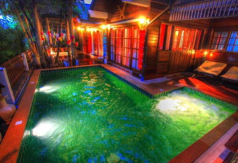拉納泳池別墅, 芭堤雅